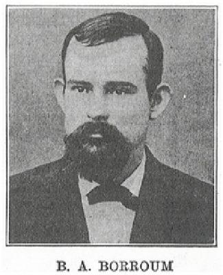 B.A. Borroum