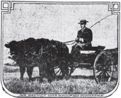 Baynes, Warhoop and Tommahawk jan 27 1907 the Sun NY