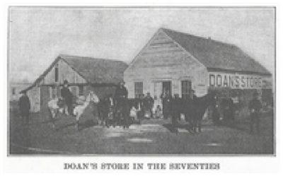 Doan's Store 1870's