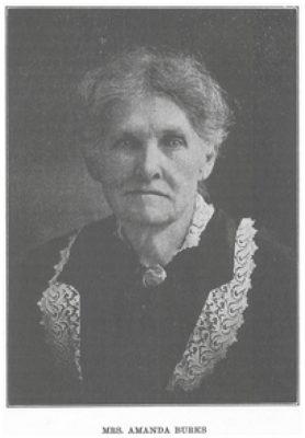 Mrs. Amanda Burks