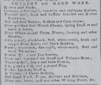 The Pa. Packet Feb 3 1783