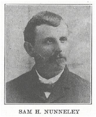 Sam H. Nunneley