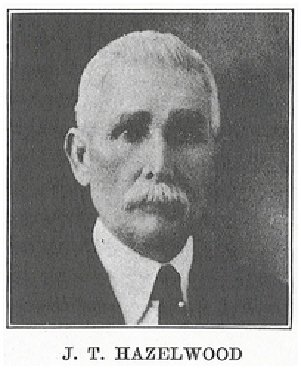 T.J. Hazelwood