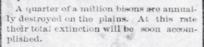 The Pittsburgh Commercial Sep 9 1874 quater million slain every year