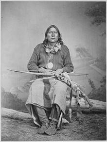 Kiowa White Bear Satanta