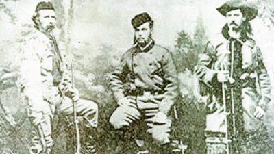 Grand Duke Alexis- Buffalo Hunt