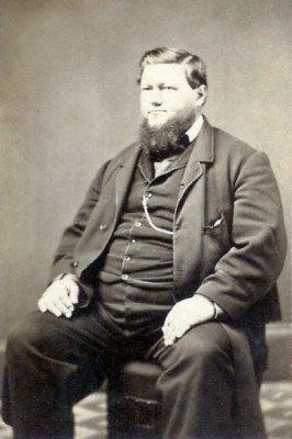 1875 Maurice Morgan Schultz