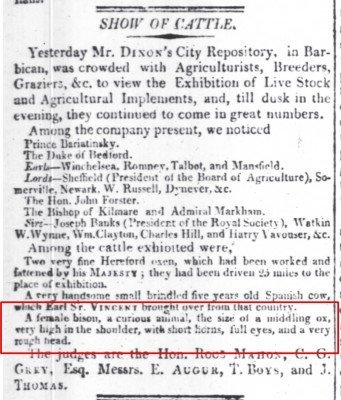 The London Times March 5 1805