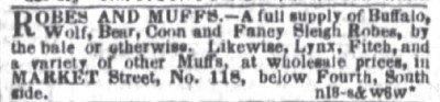 Public Ledger, Philadelphia, Pennsylvania Dec 27, 1848