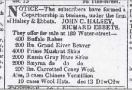 The Evening Post Dec 13 1819 1000 robes