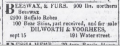 The Evening Post Dec 4 1821 2500 Robes