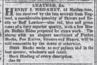 The Evening Post Jan 31 1816
