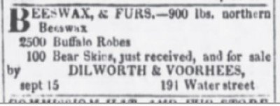 1821 - 1830 The Evening Post Oct 9 1821 2500 Robes