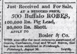 The Pittsburgh Gazette Oct 1 1816