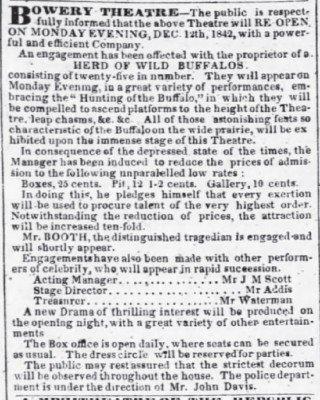 The Evening Post Dec 10, 1842