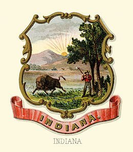 Indiana Coat of Arms