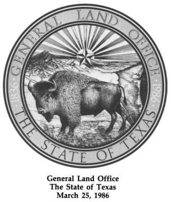 Tx GLO Seal 1986
