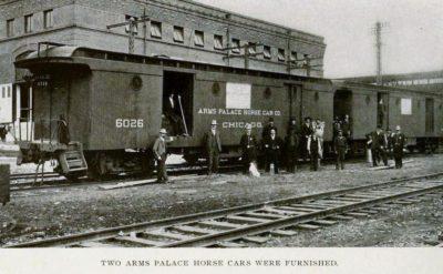 Train Cars
