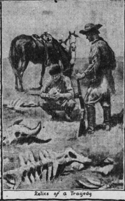 1892 Mystery on the Plains