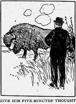 Harold Baynes Bottineau ND Jan 17 1905