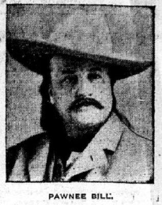 The Minneapolis Journal Pawnee Bill Apr 23 1903