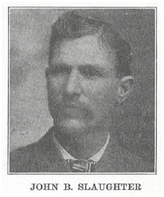 John B Slaughter