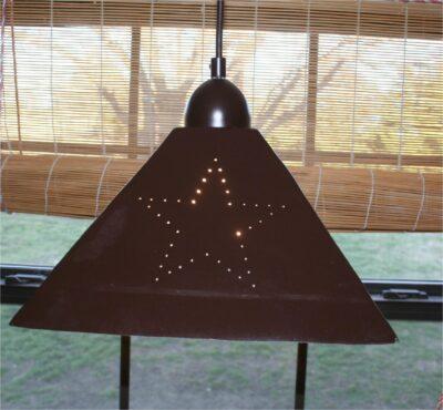 Metal works Kitchen lamp shade