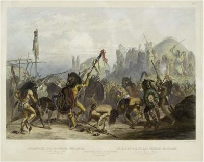 Bison Dance 1840-1843